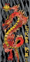 SK8 RAIDER DRAGON by mattlorentz