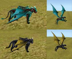 FH Dragon Presets point adopt by LupaSenzaLuna
