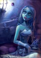 Corpse Bride by starryjohn