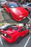 First MR2 by gupa507