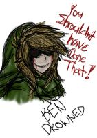 BEN Drowned by Bassy4ever11