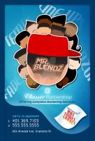 Barbershop Flyer by AnotherBcreation