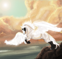 and it's hard to find angels by ShadiKSilence