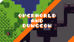Micro Tileset - Overworld and Dungeon by ThKaspar