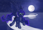 Just Luna by Multiponi
