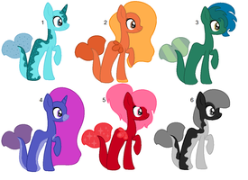 Merpony Adopt (OPEN) by Spider-Adopts