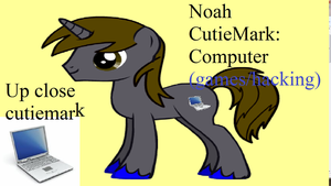 Noah Pony by Capricornuss