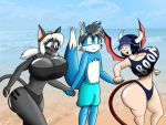 Stuck at the Beach by Thiridian