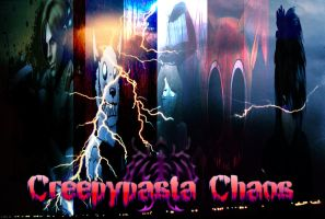 Creepypasta Chaos Artwork 8 by Stormtali