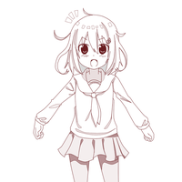 doodle : Ikazuchi by Pida102