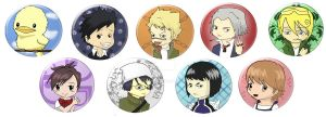 Badges - Reborn Set2 by Amy-Luna