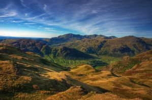 Lakeland Fells by scotto
