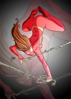 Ultimate_spidey_lady_by_Fooray by gendosplace