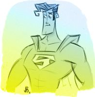 Superman by juanbauty