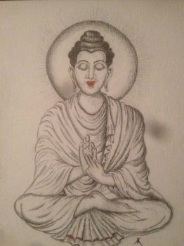 Buddha by Captainkt89