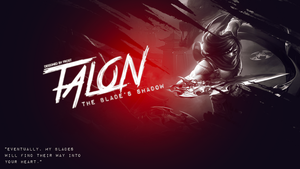 Talon - Wallpaper by AoiSoul