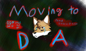 COLORS 3D - Moving to DA by MysteryCJGamer