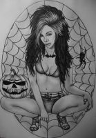 Halloween Queen by ArtIsLife88