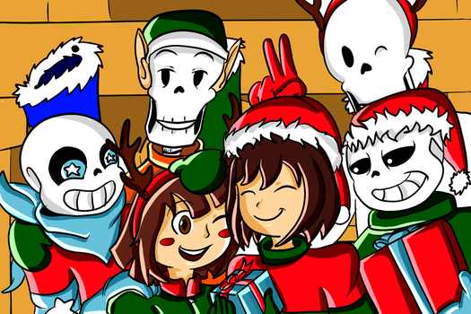 US and UT guys - Merry Christmas! by EliHedgie95