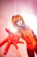 Asuka Langley by TaisiaFlyagina