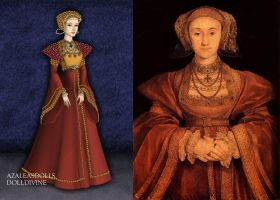 Anne of Cleves by LadyAquanine73551