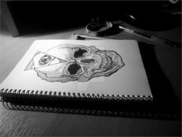 skull by AtMyHeart