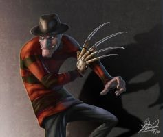 Freddy Paint by JamarsDesign