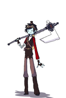 Marshall Lee the Steampunk by SteampunkHipster