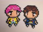 Infinite H Group Perler by Lie74
