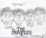 The Beatles by rulkout1993