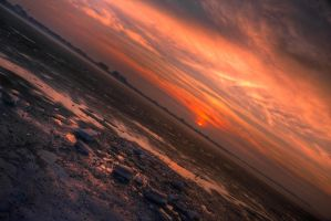The Frozen Lake HDR by ScorpionEntity