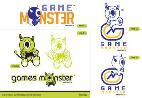 games monster by stitchDESIGN