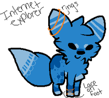Internet Explorer Kitten/Dog Adopt! by Pet-WorId