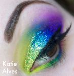 Birthday Makeup by KatieAlves