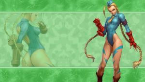Cammy White Wallpaper n2 by casu90
