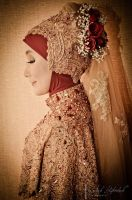 hijab ornament by mbadewi by ArtRats