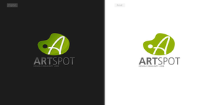 Logodesign: ARTSPOT by jN89