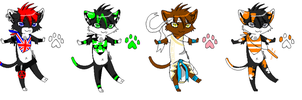 .:Adopts 3-5 points OPEN:. by WinterInsanity26