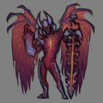 Aatrox by MowenDesigns