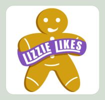 Lizzie Likes Logo by NotTheRedBaron