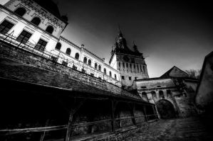 sighisoara by tobitt