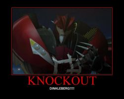 KnockOut Transformers by PICTURES-CRAZY