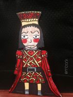 My Lord Farquaad Paper Doll by VampirePrinceJordan