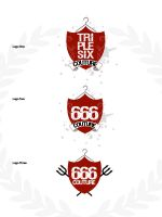 Triple Six Logo Competition 3 by frozen-sky