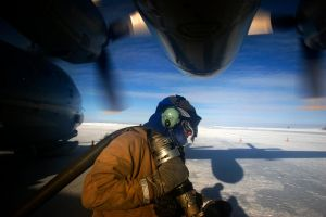 South Pole Fueling by Ironpaw