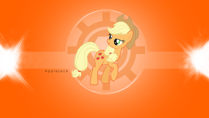 Applejack - Honest by Dwindlekin