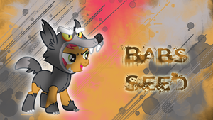 Babs Seed Wallpaper by CKittyKat98