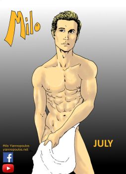 July- Milo Yiannopoulos by Dto