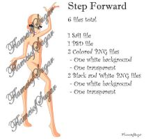Step Forward Base by FlamesofSugar