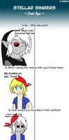 Double Meme with Trout by Ask-Dark-Toon-Link